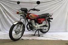 东本牌DB125-A型两轮摩托车