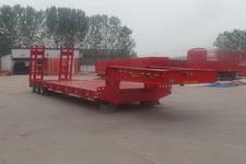利源达12米28吨6轴低平板半挂车(LWY9401TDPXZ)