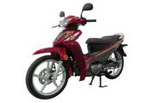 建设牌JS110-5型两轮摩托车