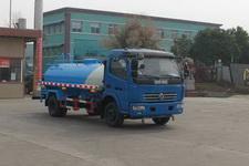 东风多利卡6方洒水车(XZL5080GSS4中洁洒水车)