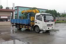 东风多利卡6.3吨随车吊厂家直销价格最低