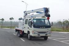 江淮双排16米高空作业车