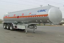 凌宇11米31.5吨3易燃液体罐式运输半挂车