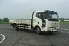 解放平头柴油载货汽车165马力10吨