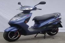 三铃牌SL125T-11A型两轮摩托车