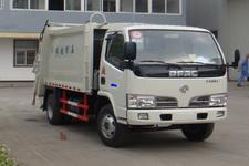 江特牌JDF5070ZYS4型压缩式垃圾车