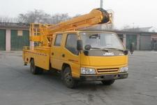 京探牌BT5054JGKJL122型高空作业车