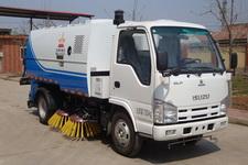 华环牌TSW5074TSL型扫路车图片