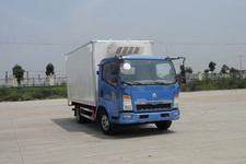 重汽豪沃SGZ5047XLCZZ4型冷藏车