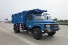 九通牌KR5100ZLJD4型自卸式垃圾车图片
