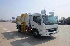 九通牌KR5070ZZZD4型自装卸式垃圾车图片
