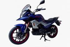 大运牌DY200-2X型两轮摩托车
