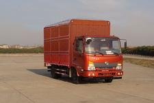 东风商用车国四单桥仓栅式运输车120马力5吨以下(DFH5080CCYB)