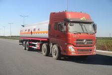 正康宏泰牌HHT5311GRY型易燃液体罐式运输车图片