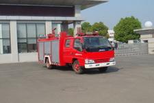 江特牌JDF5064GXFSG20B型水罐消防车
