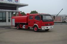 江特牌JDF5111GPSF4型绿化喷洒车