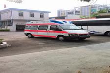 白云牌BY5033XJH-M型救护车图片