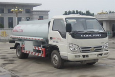 鲁泉牌JZQ5070GSY型食用油运输车