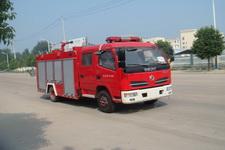 东风多利卡消防洒水车