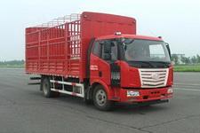 一汽柳特国四单桥仓栅式运输车160-184马力5-10吨(LZT5160CCYPK2E4L3A95)