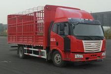 柳特神力牌LZT5160CCYPK2E4L3A95型仓栅式运输车图片