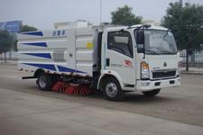 江特牌JDF5070TSLZ4型扫路车