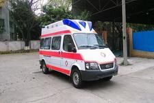 白云牌BY5037XJH型救护车图片