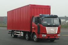 一汽柳特国四前四后四翼开启厢式车173-224马力10-15吨(LZT5250XYKPK2E4L8T3A95)