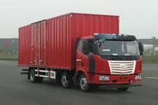 一汽柳特國四前四后四廂式運輸車173-224馬力10-15噸(LZT5250XXYPK2E4L8T3A95)