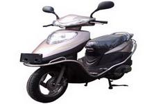 粤豪牌YH125T-4A型两轮摩托车