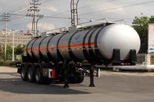 AKL9408GFW型开乐牌腐蚀性物品罐式运输半挂车图片