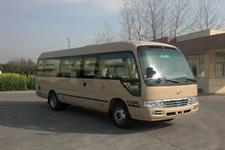 7米|10-23座大马纯电动客车(HKL6700BEV2)