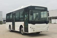 8.2米|10-28座华中纯电动城市客车(WH6820GBEV)
