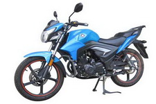 豪爵HJ125-22A型两轮摩托车