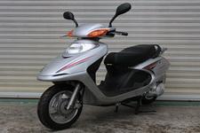 建设牌JS125T-19型两轮摩托车