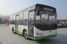 8.2米|10-30座楚风插电式混合动力城市客车(HQG6821HEV)