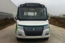 楚风牌HQG6630EV2型纯电动城市客车图片2