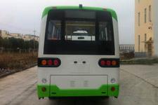 楚风牌HQG6630EV2型纯电动城市客车图片3