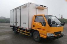 安源牌PK5040XLC5型冷藏车图片