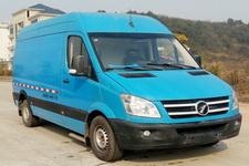 安源牌PK5040XXYBEV型纯电动厢式运输车图片