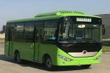 悦西牌ZJC6660UBEV型纯电动城市客车