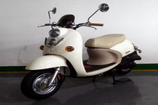 战雅牌ZY50QT-35型两轮轻便摩托车图片