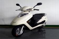 战雅牌ZY125T-45型两轮摩托车图片