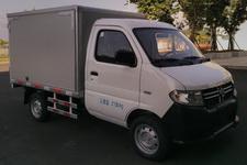 长帆汽车牌CFX5021XXYEVA2型纯电动厢式运输车图片
