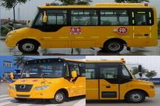 金旅牌XML6601J25YXC型幼儿专用校车图片2