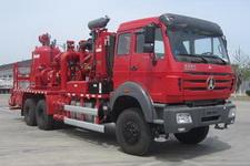 杰瑞牌JR5250TBU型二氧化碳泵注车