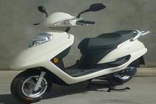 轻骑牌QM125T-3R型两轮摩托车图片