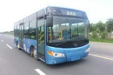 友谊牌ZGT6760DHV型城市客车图片