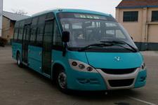 友谊牌ZGT6818LBEV2型纯电动城市客车图片