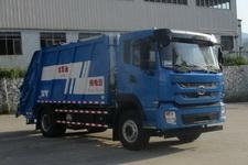 比亚迪牌BYD5160ZYSBEV型纯电动压缩式垃圾车图片